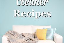 Cleaning hacks and green cleaning