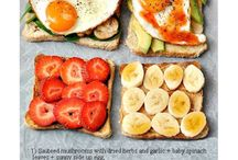 Healthy Breakfast Ideas / Simple, healthy, protein rich breakfast ideas for weight loss, energy and feeling great!