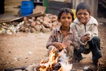 International Day for the Eradication of Poverty / Started in 1993, the International Day for the Eradication of Poverty is observed on October 17 each year. It promotes  awareness of the need to eradicate extreme global poverty and destitution worldwide. / by Compassion International