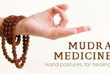 Mudras for Healing / Mindfulness in the details has a profound affect on the mind and body.