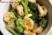 Steamed Lunch Meal Ideas