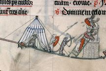 Medieval living