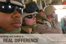 Real Warriors Campaign / by Defense Centers of Excellence for Psychological Heath and Traumatic Brain Injury