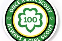 Girl Scouts & Camp Fire Girls / by Donna Knutson