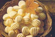 biscoito de amido de milho