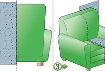 foderare poltrone e divani
