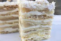 дисерты торты