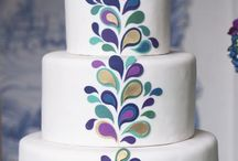 Wedding Cakes / by Nancy Naigle