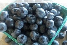 Red, White & Blueberry / Blueberry recipes & tips! / by Marsh Supermarkets