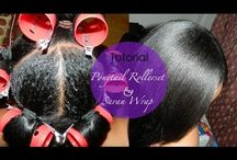 Natural Hair Styles and Tips / Natural hair resources, thoughts and Beauty