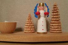 Weihnachtliches/Erzgeb. Holzkunst
