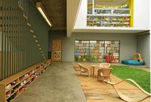 Arch: kindergarten