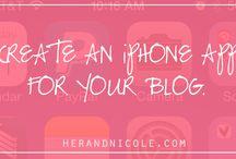 ♡ blog stuff