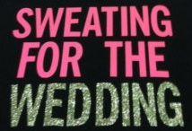 Wedding Sweating / by Emily Lawler