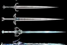 Fantasy weaponry