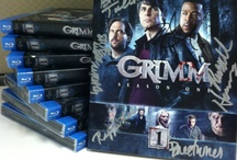 Season 1 Blu-ray/DVD Giveaway! / by Grimm