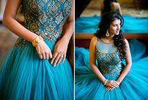 wedding attires