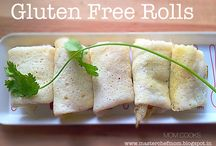 GLUTENFREE Appetisers / This board is to refer all Glutenfree appetisers