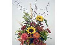 Fall Flowers / Fall Flowers, Sunflowers, Fall Bouquets, Autumn