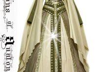 My medieval dress ideas