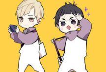 Haikyuu boys!!! <///////>