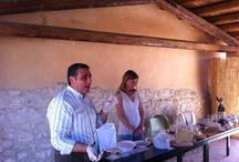 Planeta - Domenica in Vigna / Dal 13 maggio 2012, e per tre domeniche, PLANETA apre le porte dell'Ulmo a Sambuca di Sicilia http://domenicainvigna.wordpress.com/ Wine, Sicily