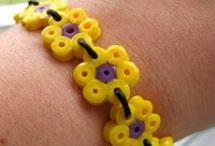 Hama beads / Strijkkraaltjes