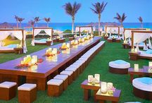 #DreamBeachWedding / Trying to take my wishes from Pinterest to Paradise with The Palace Resorts Dream Beach Wedding Contest!