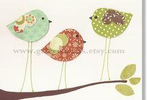 Cards_Birds / by Deborah Montgomery