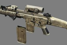 SCAR-H Reference