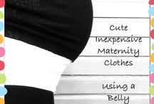 Happy, Healthy Pregnancy / Products, healthy tidbits and pregnancy happiness.  :)