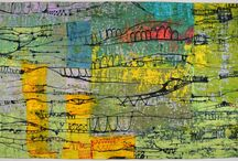 mixed media / Quilten