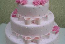 Cakes fondan