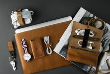 Leather Accessories / Beautiful Leather Accessories