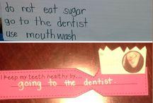 dental health ideas