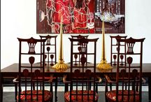 dining room / by Valentina Ptytsya