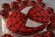 Super hero birthday party / by Christine Poorman