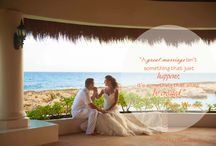 Marriage and wedding quotes with wedding pictures / Positive wedding quotes with wedding photos made on real weddings and honeymoon photosessions
