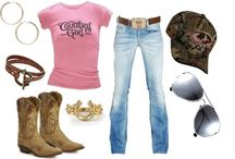 country girl / by Holly Fay