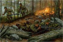 WW2 USA - ARMY