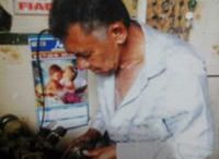 Vovô Milton Nazário da Silva Amo o Senhor Saudades