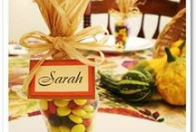 Thanksgiving Table Ideas / by Diana Walker