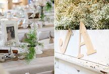 wedding theme burlap