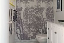 Bathroom Inspiration  / by Crafty Cree