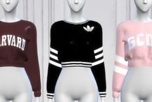 Sims CC Female Clothes
