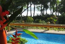 Oceanfront Income Producing Villas at the Beach in Playa Dominical / http://www.dominicalrealty.com/property/?id=2121