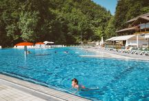 Šmarješke Toplice in summer