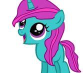 My Little Pony / Będę tu wrzucać ryski związane z serialem My Little Pony.