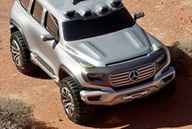 Mercedes Ener-G Force Design Studie