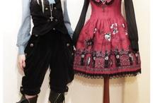 Ropa y moda / by Japonesitadark Di Bondone